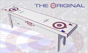original curling table