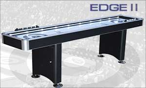 the edge 2 black curling table